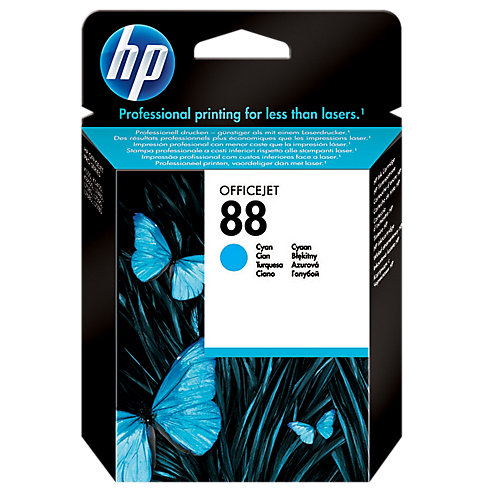 HP Inktpatroon »HP C9386AE« HP 88