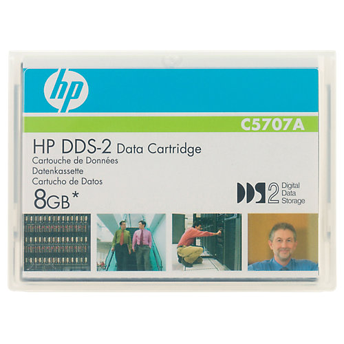 HP Data-cartridge 4 GB - 8 GB