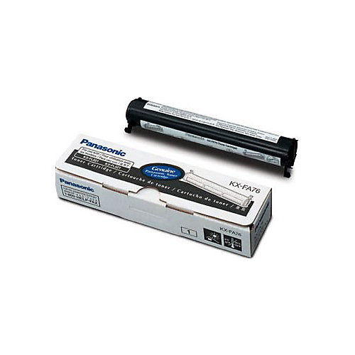 Panasonic Fax Toner Cartridge for KX-FL501E-FLM551-FLB751 Black