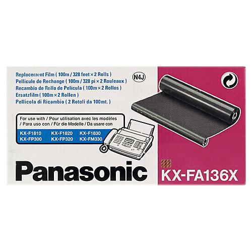 Panasonic Faxrol »KX-FA136x«
