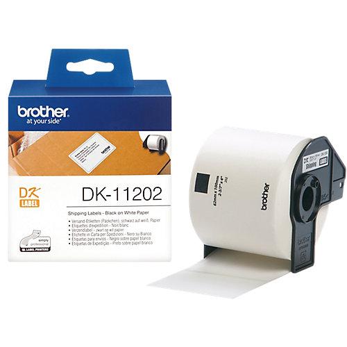 Brother Verzendetiketten voor pakjes »DK-11202«