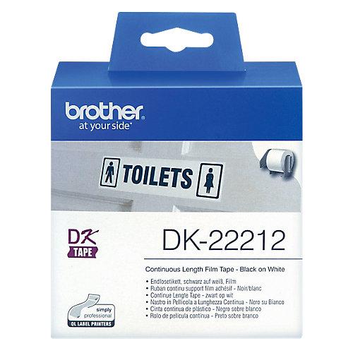 Brother Rol met film etiketten »DK-22212«
