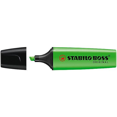 Stabilo markeerstift Boss Original groen
