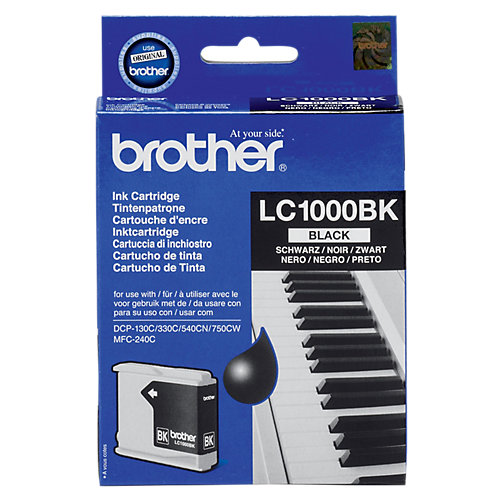 Brother Inktpatroon »LC1000BK«