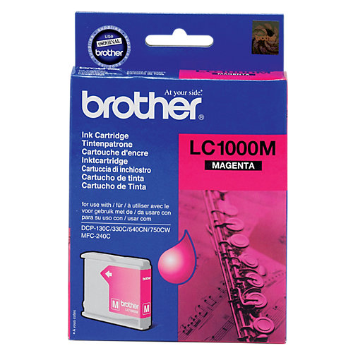 Brother Inktpatroon »LC1000M«