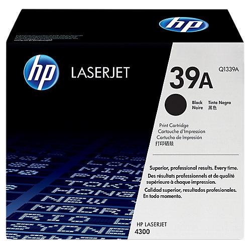 HP Tonercassette »HP Q1339A« HP 39A