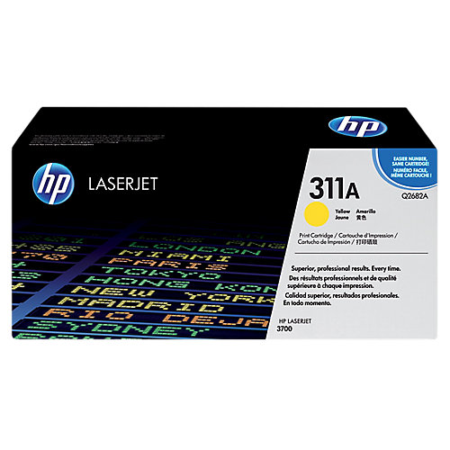 HP 311A - Tonercartridge / Geel