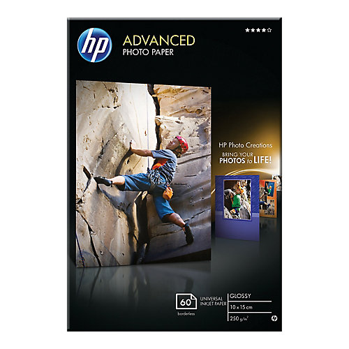 HP Fotopapier »HP Advanced Fotopapier«