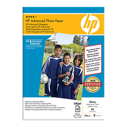 HP Fotopapier »HP Advanced Fotopapier«