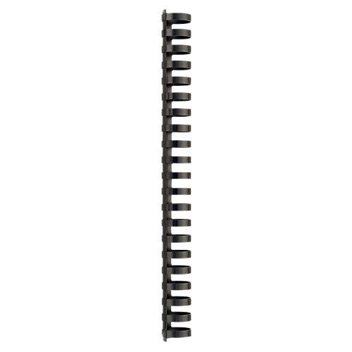 GBC Plastic inbindruggen 4028182 A4 25.0 mm Zwart 50 Stuks