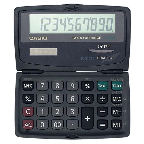 Casio Zakrekenmachine SL-210TE
