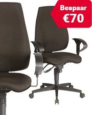 Nu voor €99,00 WorkPro bureaustoelen