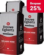 Vanaf €9,69 Douwe Egberts filterkoffie