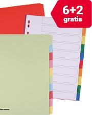 Vanaf €1,39 Office Depot Gekleurde tabbladen