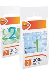 Slechts €156,00 PostNL Postzegels