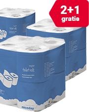 Nu slechts €2,99 niceday® toiletrol