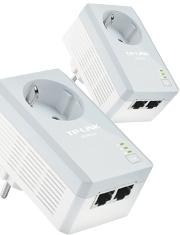 Bespaar 20% TP-LINK Powerline netwerk-adapter