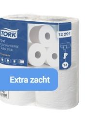 Bespaar meer dan 50% Tork Toiletpapier