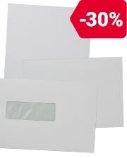 Vanaf €14,99 Witte niceday® Peel & Seel enveloppen