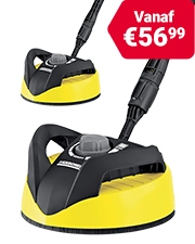 Bespaar tot €158 Kärcher reinigingsmachines