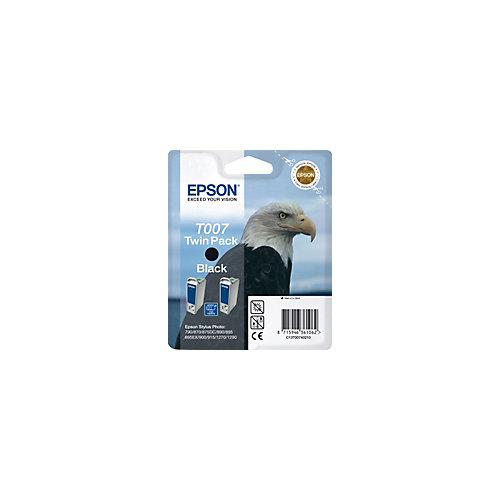 Epson Dubbelpak inktpatronen »T007402«