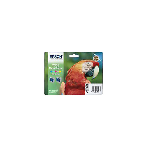 Epson T008 - Inktcartridge / Kleur