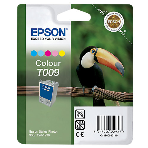 Epson Inktpatroon »T009401«