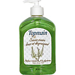 Crème lavante - Topmain - romarin