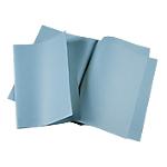 250 sous chemises classiques rainex 60 gm² bleu
