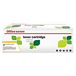 Toner office depot compatible compatible hp ce285a noir 1600