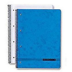 Cuaderno ENRI Office blanco 5 x 5 cuadrado 4 agujeros A4 21 (a) x 29 7 (h) cm 60 g/m²