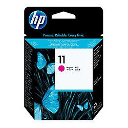 Cartucho de tinta HP original 11 magenta c4812a