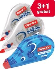 À seulement 2,29€ Rouleaux de correction Tipp-Ex
