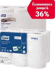 À partir de 3,99 € Papier toilette Tork