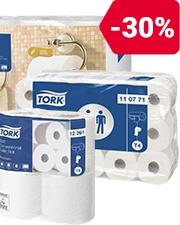 À partir de 5,79€ Papier toilette Tork