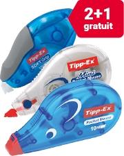 À partir de 2,49€ Rollers correcteur Tipp-Ex
