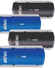 À partir de 3,99€ Clé USB Ativa Flip