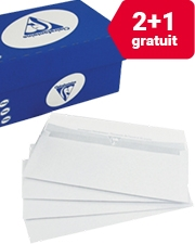 À seulement 7,99€ Enveloppes Clairefontaine Clairalfa