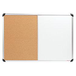 Lavagna Office Depot Doppia 90 (l) x 60 (h) cm sughero-bianco