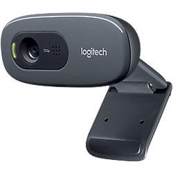 Webcam Logitech C270 1.280 x 720 pixel nero
