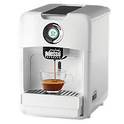 Macchina caffè Adesso Mini bianco