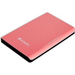 Hard Disk Verbatim Store n Go 500 gb rosa