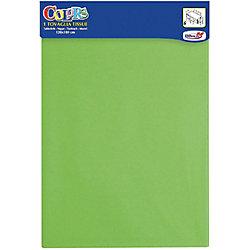 Tovaglia Dopla Colors carta verde acido