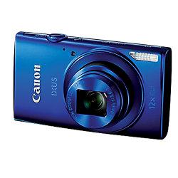 Fotocamera compatta digitale Canon 170 20 megapixel blu