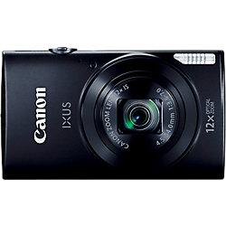 Fotocamera digitale compatta Canon 20.5 megapixel nero