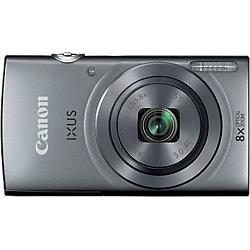 Fotocamera digitale compatta Canon Ixus 160 20 megapixel argento