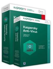 A partire da €34,99 Antivirus e internet security Kaspersky