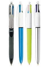 A partire da €2,19 Penna a sfera Bic 4 colori