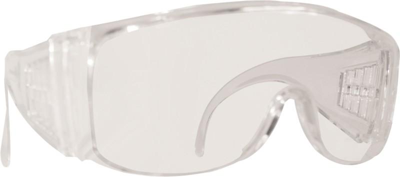 M-Safe Schutzbrille 71701100 Plastik Polykarbonat Transparent