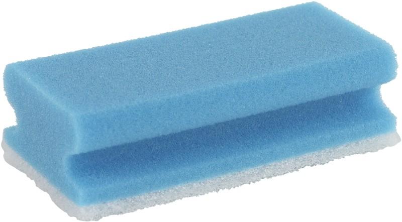 BETRA Scheuerschwamm Innenraum Blau weiß